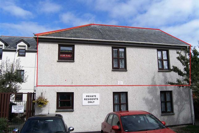 Thumbnail Flat for sale in Mevagissey, Cornwall