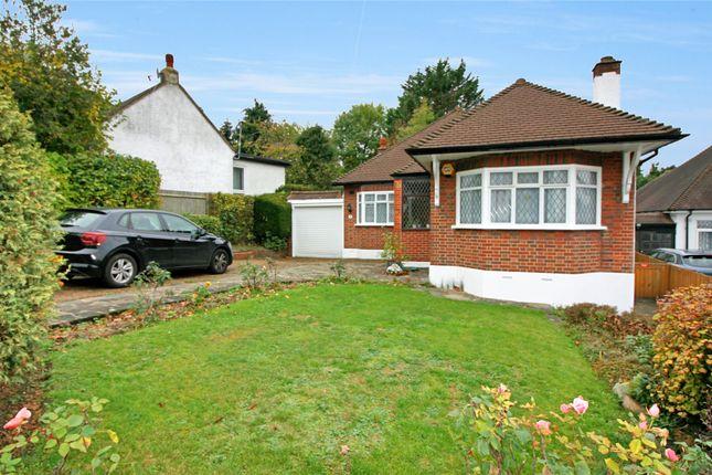 Thumbnail Detached bungalow for sale in Sundown Avenue, Sanderstead, South Croydon