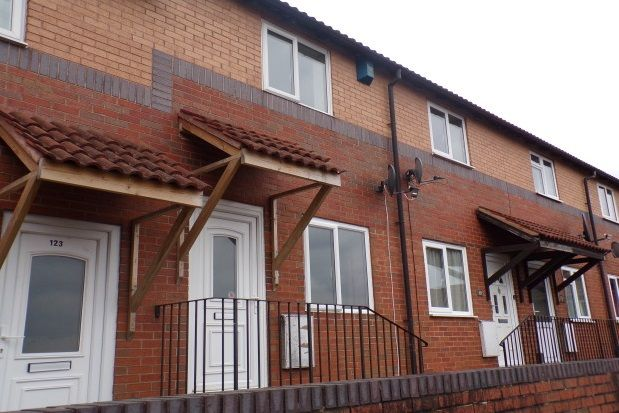 Thumbnail Terraced house to rent in Farm Hill, Exeter