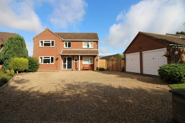 Thumbnail Detached house for sale in Middle Road, Great Plumstead, Norwich