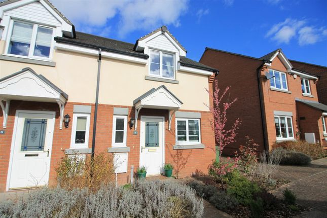 Thumbnail Semi-detached house for sale in Farndon Rise, Hereford