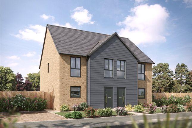 3 bedroom semi-detached house for sale in Palmers Meadow, Bridport, Dorset