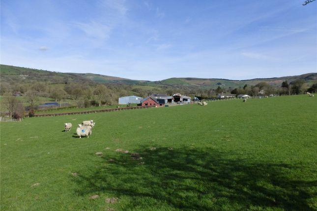 Thumbnail Bungalow for sale in Nantmel, Rhayader, Powys