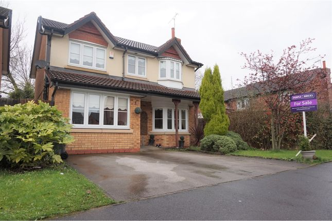 Thumbnail Detached house for sale in Merridale Road, Manchester