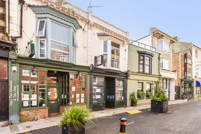 Thumbnail Block of flats for sale in Castle Road, Southsea