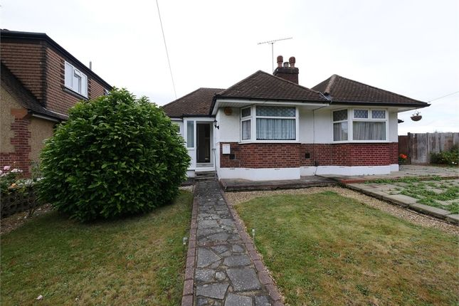 Thumbnail Semi-detached bungalow for sale in Staines Road, Bedfont, Middlesex