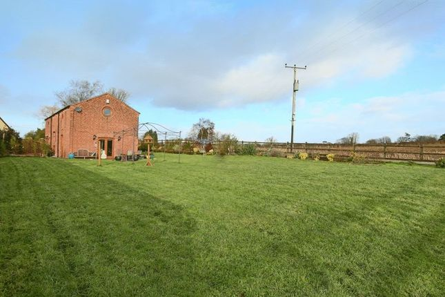 Thumbnail Barn conversion for sale in Green Lane, Audlem, Crewe