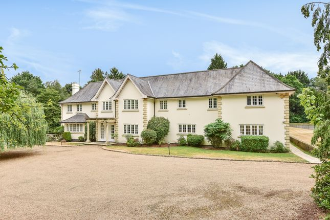Thumbnail Detached house to rent in Wentworth, Surrey