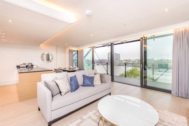 Thumbnail Flat to rent in Merano Residences, 30 Albert Embankment, Vauxhall, London