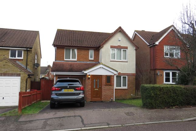 Thumbnail Detached house to rent in Casher Road, Maidenbower, Crawley
