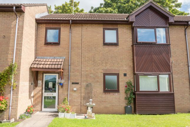 Thumbnail Flat for sale in The Uplands, Rogerstone