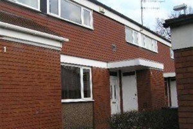 Thumbnail Terraced house to rent in Fulbrook Close, Redditch