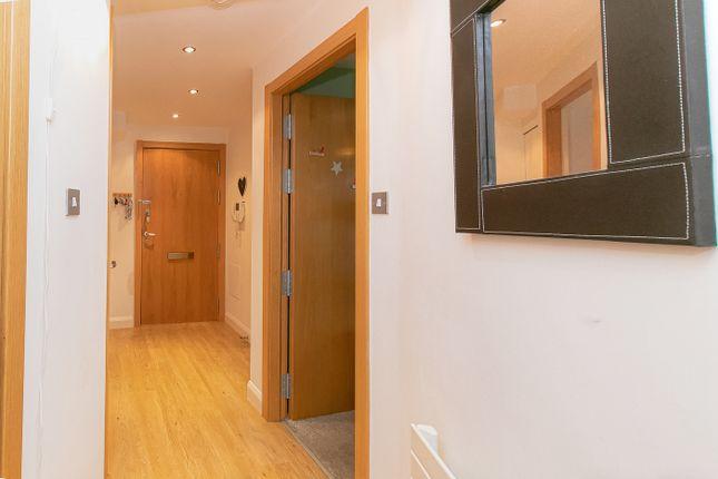Hallway of Dock Street, Edinburgh EH6