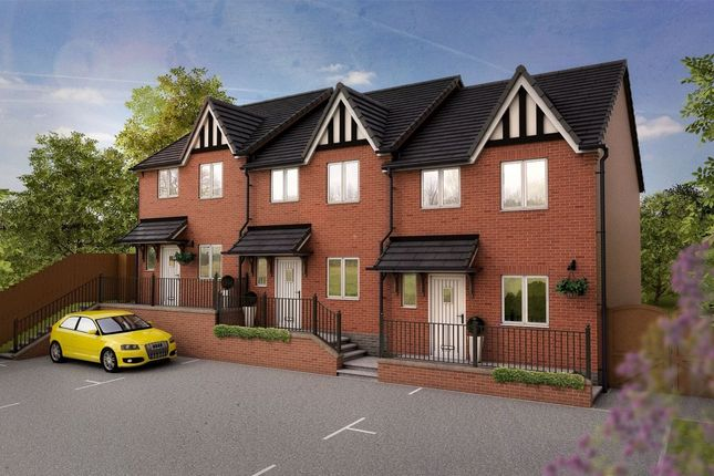 Thumbnail Property for sale in St. Swithins Close, Derby