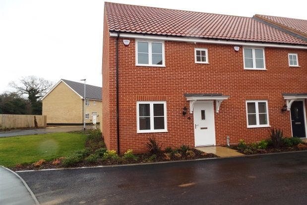 Thumbnail Property to rent in Batchelors Loke, Stalham, Norwich