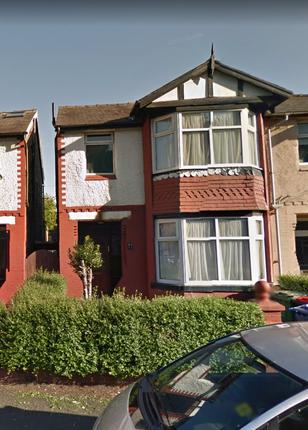 Semi-detached house in  Albert Avenue  Prestwich  England