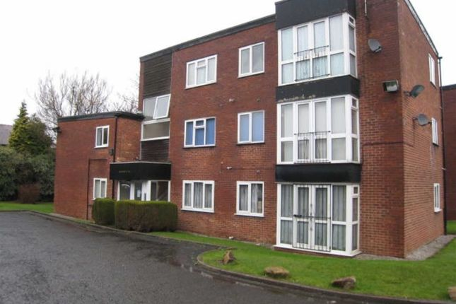Thumbnail Flat to rent in Roston Court, Roston Road, Salford