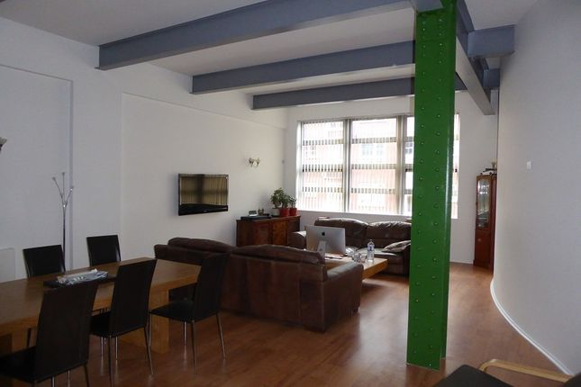Thumbnail Flat for sale in New Hampton Lofts, Branston Street, Birmingham