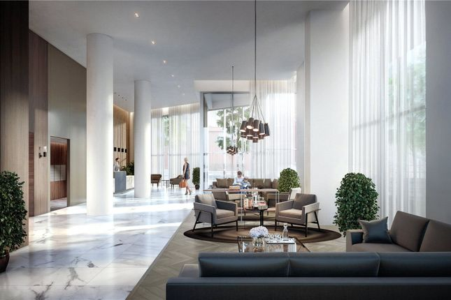 Thumbnail Property for sale in Paddington Gardens, North Wharf Road, London