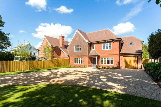 Thumbnail Detached house for sale in Summersdale, Chichester, West Sussex