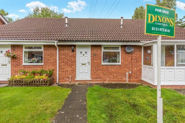 Thumbnail Bungalow for sale in Raddlebarn Farm Drive, Birmingham, West Midlands