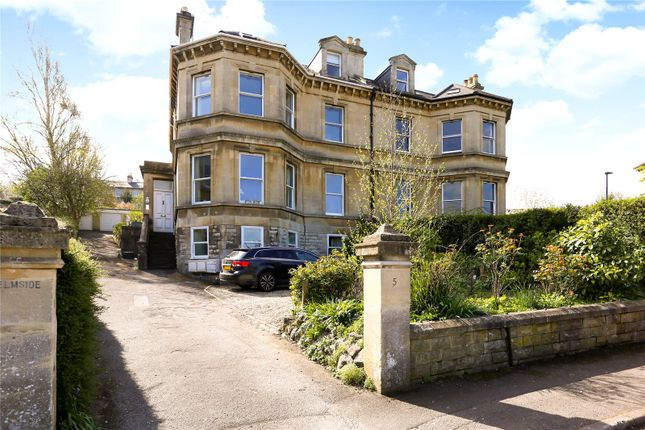 Thumbnail Flat for sale in Upper Oldfield Park, Bath