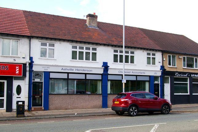 Thumbnail Office for sale in Old Chester Road. Bebington, Wirral