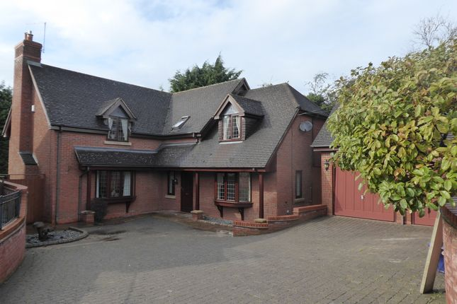 4 bed detached house for sale in Foley Gardens, Bromsgrove B60