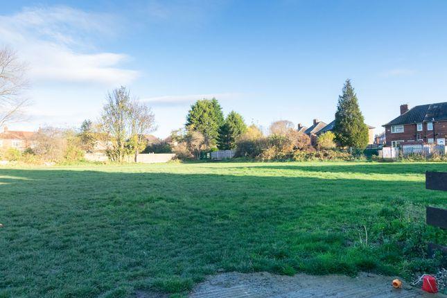 Rear Field of Lawrence Walk, Gipton, Leeds LS8