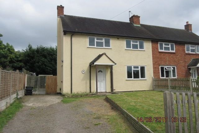 Thumbnail Semi-detached house to rent in The Leasowes, Ford, Shrewsbury
