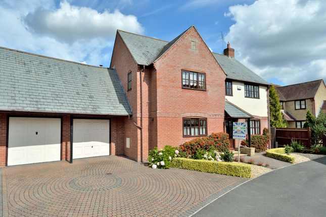 Thumbnail Detached house for sale in 7 Olde Fairfield, Bourton, Dorset
