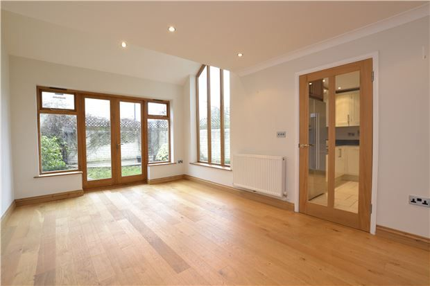 Thumbnail Detached house for sale in Compton Way, Witney