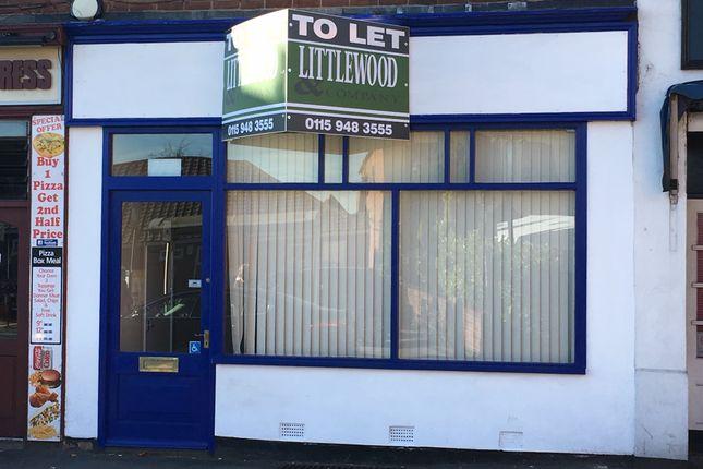 Thumbnail Retail premises to let in South Street, Ilkeston, Derbyshire