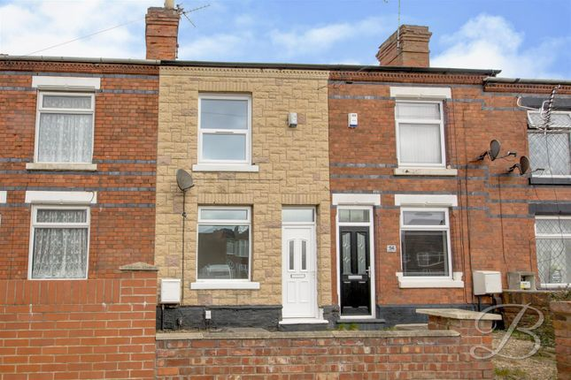 Terraced house for sale in Victoria Road, Kirkby-In-Ashfield, Nottingham