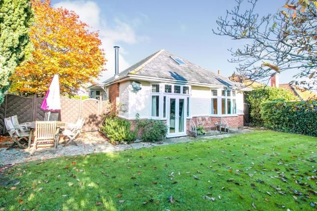 Thumbnail Bungalow for sale in Charminster, Bournemouth, Dorset