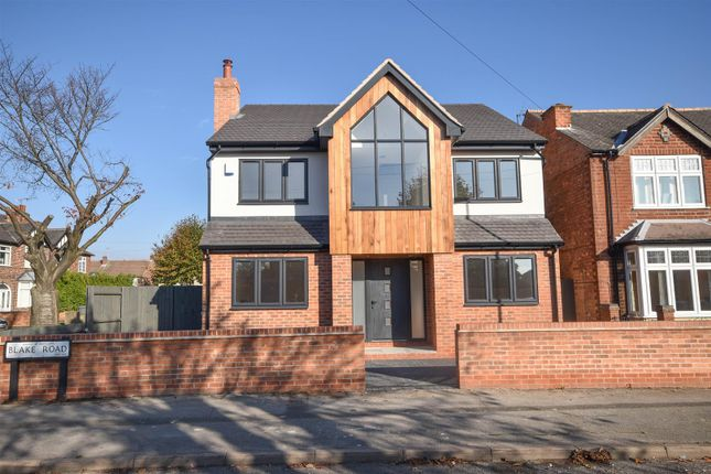 Thumbnail Detached house for sale in Blake Road, West Bridgford, Nottingham
