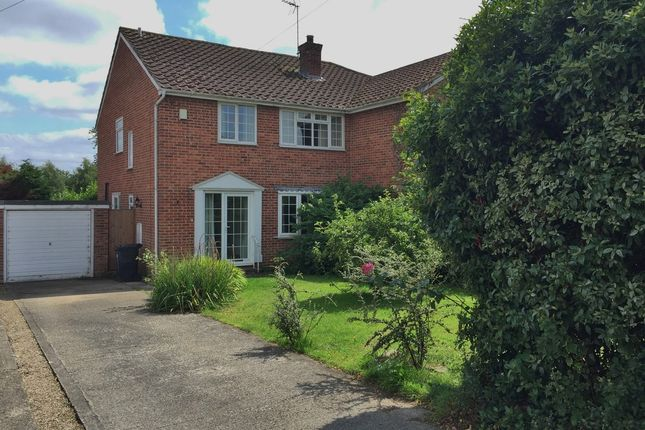 Thumbnail Semi-detached house for sale in Branton Close, Great Ouseburn, York