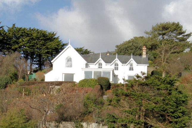 Thumbnail Detached house for sale in Copperhill Street, Aberdovey Gwynedd
