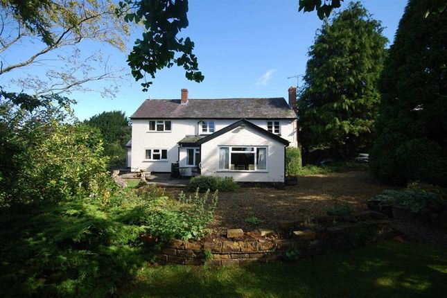 Thumbnail Detached house for sale in Aston, Leominster, Herefordshire