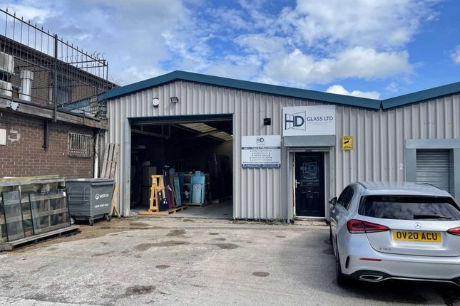 Thumbnail Industrial for sale in Unit 1, Rear Of Cross House, Sutton Road, St Helens