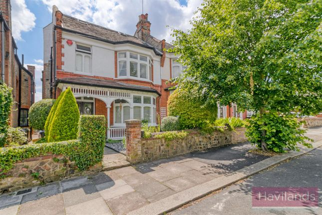 Thumbnail Semi-detached house for sale in Orpington Road, Winchmore Hill