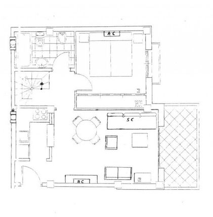 Floorplan of Spain, Málaga, Torrox, Torrox Costa