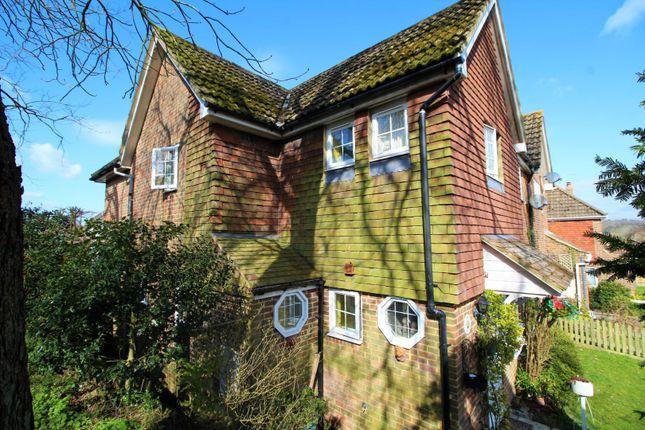Thumbnail Semi-detached house for sale in George Hill, Robertsbridge