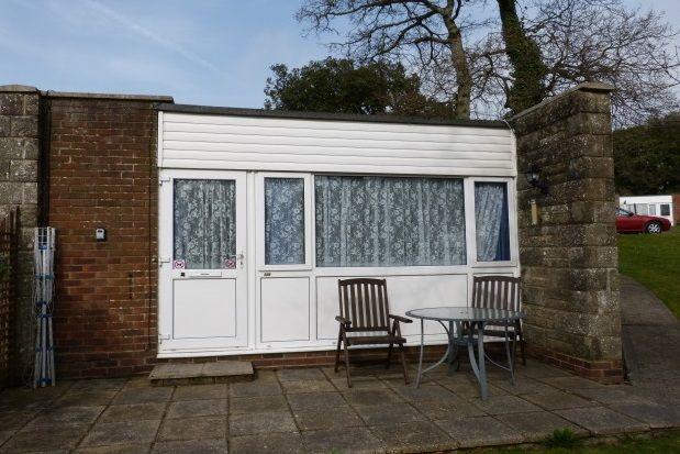 Thumbnail Bungalow to rent in Gurnard Pines, Cockleton Lane, Gurnard, Cowes