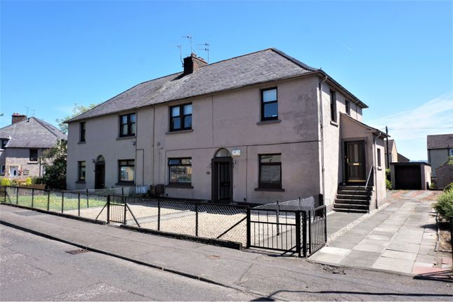 Thumbnail Flat for sale in Polton Gardens, Lasswade