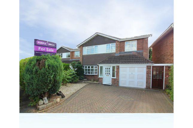 Thumbnail Detached house for sale in Bridge Road, Alveley
