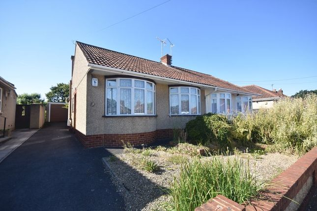 Thumbnail Semi-detached bungalow for sale in Baglyn Avenue, Kingswood, Bristol