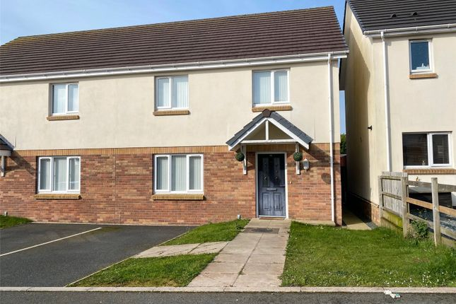 3 bed terraced house to rent in Myrtle Meadows, Steynton, Milford Haven SA73