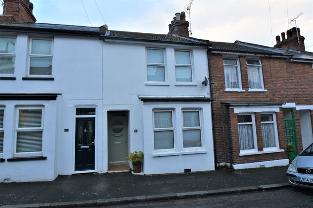 2 bed terraced house to rent in Chaucer Road, Broadstairs CT10