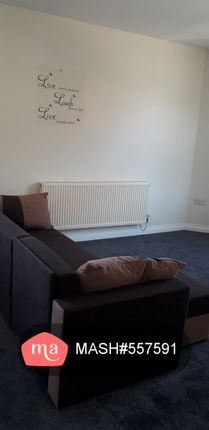Thumbnail Flat to rent in Rugby